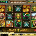 Maya Gold – 20 Freispiele