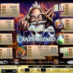 20 Freispiele bei Crazy Wizard
