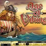 20 Freispiele für den Age of Vikings Geldspielautomat