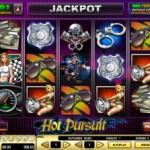 20 Freispiele für den Geldspielautomat Hot Pursuit