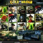 Kostenlos den Geldspielautomat Gold Raider spielen