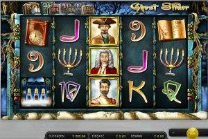 Der Slot Ghost Slider