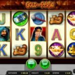 Geldspielautomat Gold of Persia