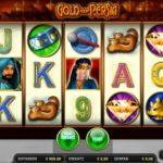 Geldspielautomat Gold of Persia
