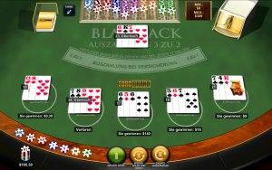 Black Jack im EuroGrand Online Casino