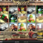 Den Geldspielautomat Lucky Heroes kostenlos spielen