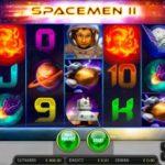 Der neue Geldspielautomat Spaceman 2