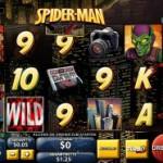 Der Spielautomat Spider-Man im Online Casino