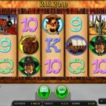 Der Slot RailRoad im Online Casino