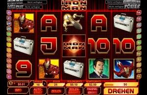 Der Spielautomat Iron Man