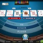 Das Kartenspiel Baccarat online spielen