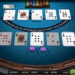 Kostenlos Tropical Stud Poker spielen