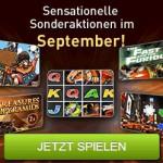 Schon wieder 120 kostenlose Freispiele im Casinoclub