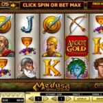 10 Freispiele für den Geldspielautomat Medusa