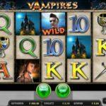 Vampires Geldspielautomat von Merkur