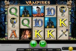 Vampires Geldspielautomat