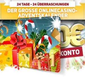 online casino adventskalender